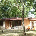vakantiehuisje Lac de Veronne