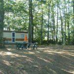 stacaravan, mobile home
